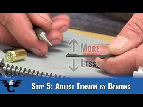 How To Tune A 1911 Extractor By Wilson Combat