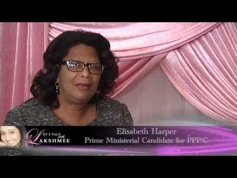 Elisabeth Harper Interview, Prime Ministerial Candidate for PPP/C