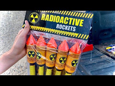 EPIC Firework Rockets!