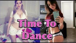 Dancing on Twitch (Pink_Sparkles and Alinity)