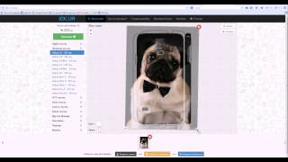 Как создать чехол с индивидуальным дизайном для смартфона или планшета на сайте iOK.UA(На этом видео мы хотим рассказать Вам о всем процессе печати на чехлах, о гарантии на нашу работу, о доставке..., 2014-07-23T12:10:15.000Z)