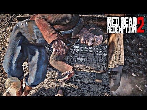 QUE S'EST T-IL PASSER ICI ! RED DEAD REDEMPTION 2 thumbnail