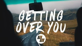 Lauv - Getting Over You (Lyrics / Lyric Video) R3HAB Remix