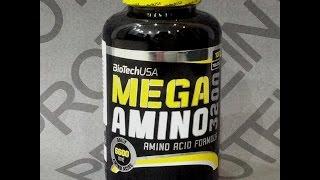 Купить BCAA BioTech Mega Amino — 100 табл в Украине(Купить можно у нас: http://www.protein.biz.ua/product/bcaa-biotech-mega-amino-3200-100-tabl Обзор BCAA BioTech Mega Amino — 100 табл Купить ..., 2016-12-17T23:37:43.000Z)
