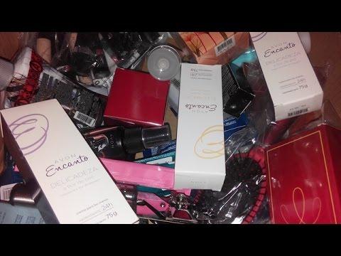 Unboxing Avon campaña 13+Pasando revista campaña 14 y 15 ♥