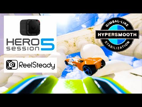GoPro Hero 5 Session In 2019 | Hypersmooth Like