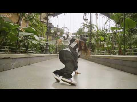 Bgirl Law in Madrid, Spain // .stance