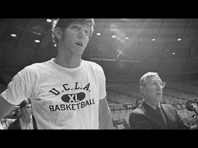 BILL WALTON Learn About Life From John Wooden, a Master Teacher