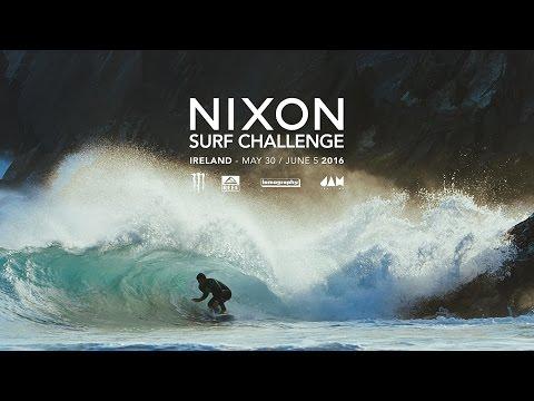 NIXON SURF CHALLENGE 2016  IRELAND