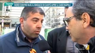 Nord contro Sud, il Sindaco di Cantù apre il caso a Napoli thumbnail