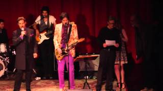 """""""Purple Rain"""" with Jon Brion, Crissy Guerrero, Gillian Jacobs, Andy Daly and Dave (Gruber) Allen"""