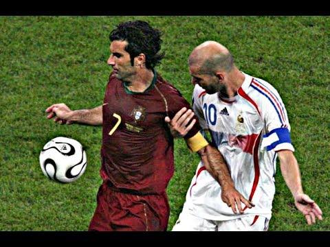 Luis Figo Humiliates Great Players ● HD
