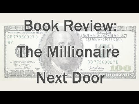 Key Ideas From Thomas Stanley's The Millionaire Next Door
