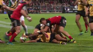 ROUND 5 HIGHLIGHTS: Crusaders v Force