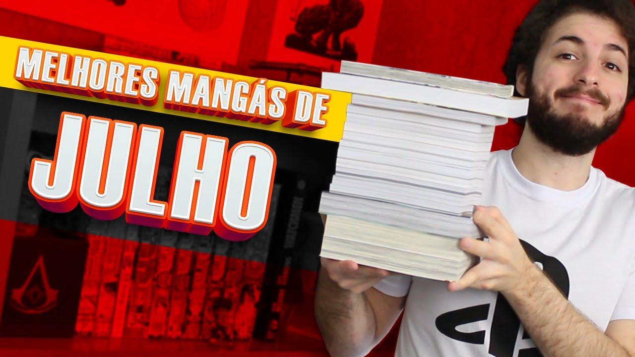 MELHORES MANGÁS DE JULHO/2020    De Trás pra Frente