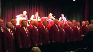 Brian Langtry and the Zouch Boys sing Corrie Doon