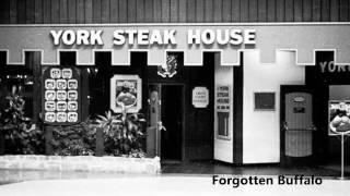 York Steak House Radio Commercial, 1976, WKBW Radio, Buffalo, New York thumbnail