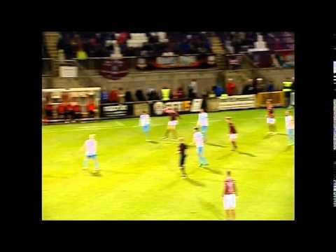Galway United v Drogheda United