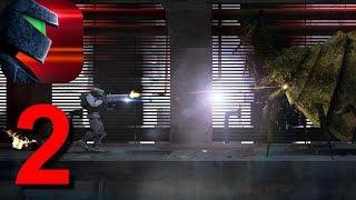 Metal Ranger. Classic Platformer Shooter Game Walkthrough Part 2 Final Boss Android Gameplay HD