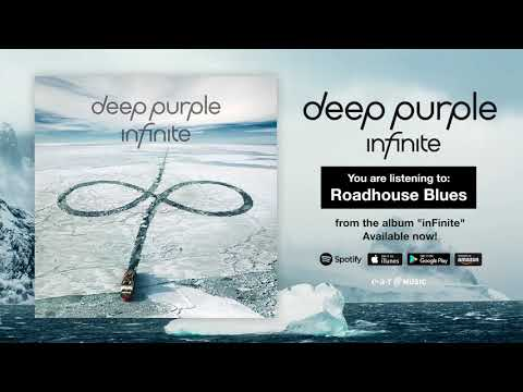 Deep Purple Roadhouse Blues Full Song Stream  Album inFinite OUT NOW!
