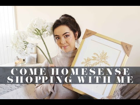 Come Homesense Shopping With Me