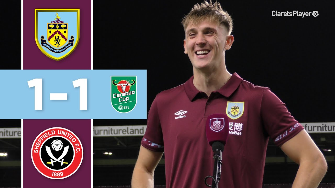 REACTION   Dunne On Clarets Debut