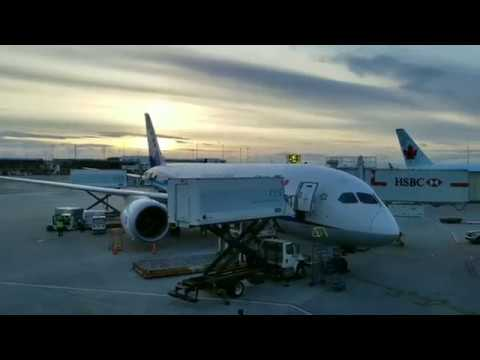NH 115 & NH 843 Vancouver To Singapore Via Tokyo