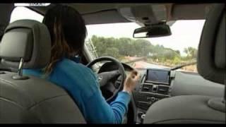 064 Mercedes-Benz C-Class W204 - Наши тесты 2007