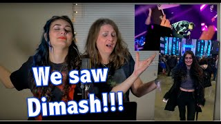Voice Teacher & Mom React To: Dimash Kudaibergen LIVE in New York !!