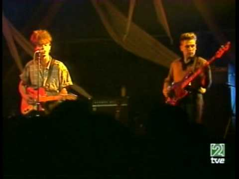 Echo & The Bunnymen - The Cutter (live 1984)