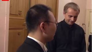 Tchaikovsky Competition 2019 Final Orchestra Fail (Backstage Footage Included. Pianist: Tianxu An)
