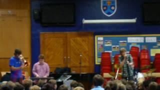 FreeBar - Feeling Good - Battle Of The Bands 2009 - Tewkesbury School