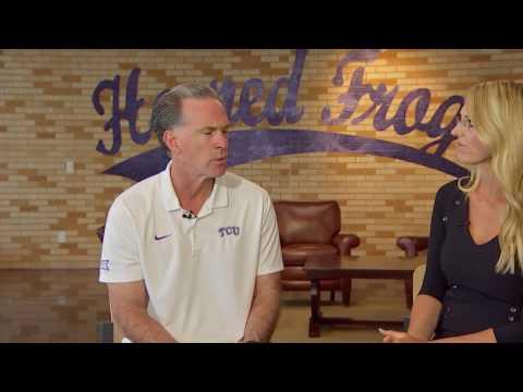 SB NATION RADIO: TCU Basketball Head Coach Jamie Dixon with Elissa Walker Campbell