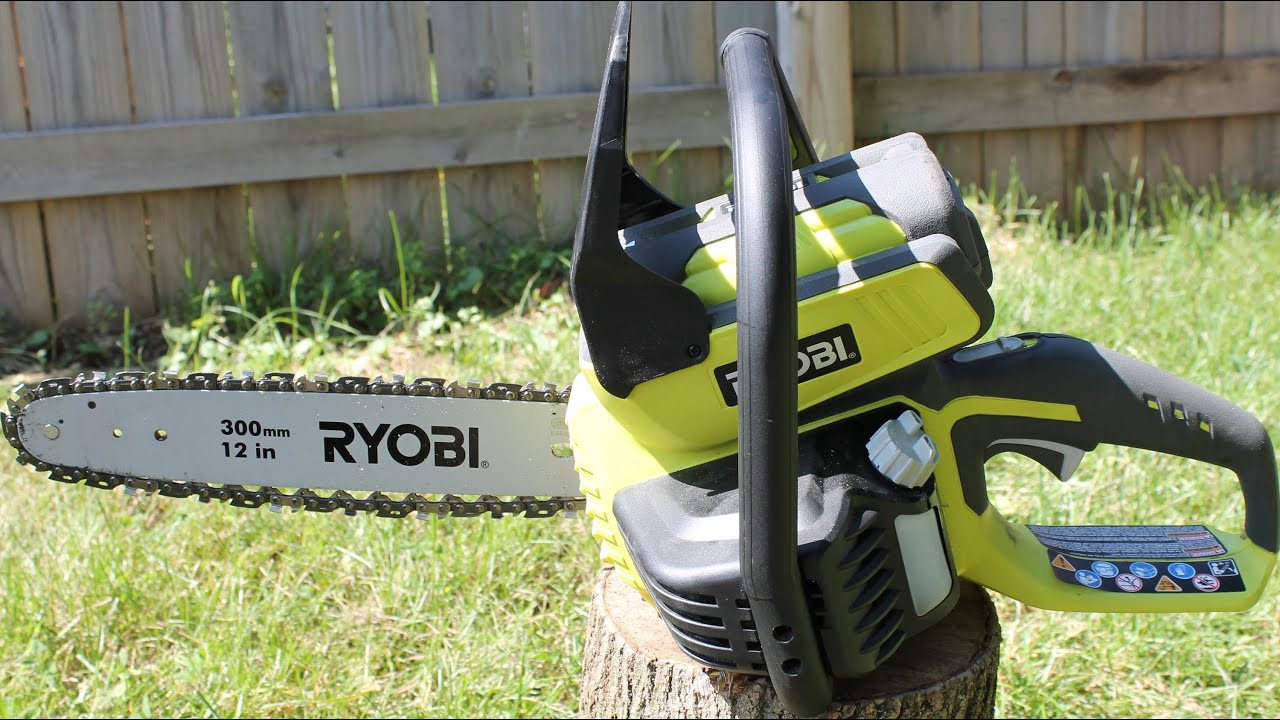 Ryobi 40v electric chain saw consumer review youtube keyboard keysfo Gallery