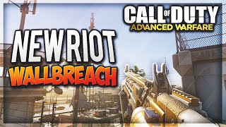 "Advanced Warfare Jump Spots - ""Riot Wallbreach"" COD AW Infected Glitches ""XB1,PS4,XBOX 360 & PS3"""