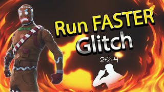 Animo | Fortnite Glitch Season 5 | How to Run faster / PC, PS4