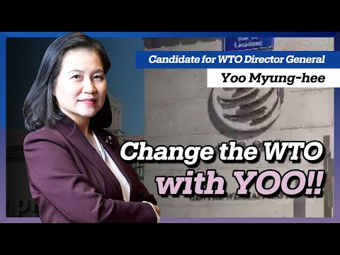 Change the WTO with YOO!!