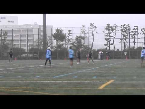 """Japan National Selection Tournament 2015 - Mens - Cup Final - Touch Junkies vs. NSSU """"A"""""""