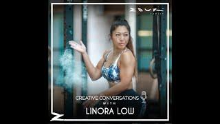 Creative Conversation: Linora Low
