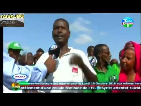 Djibouti: Warkii Maanta     03/09/2016