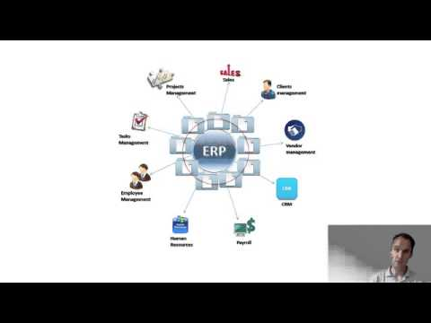 What is ERP? Enterprise Resource Planning
