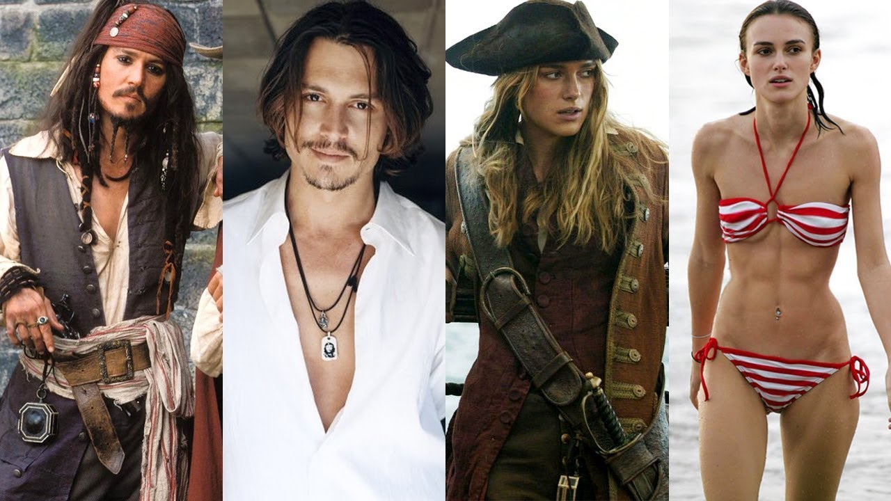 Pirates Of The Caribbean 2006 Cast Then And Now 2019 Youtube