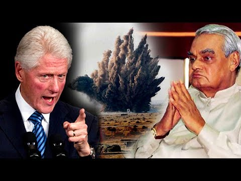 America Sanctions On India After Pokhran 2 Test | Pokhran Nuclear Test