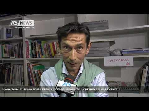 21/09/2019 | TURISMO SENZA FRENI: LA LEGGE URBANIS...