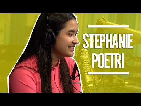 Stephanie Poetri's First TIme On The Radio + Talks 'I Love You 3000', Having A Famous Mother & More