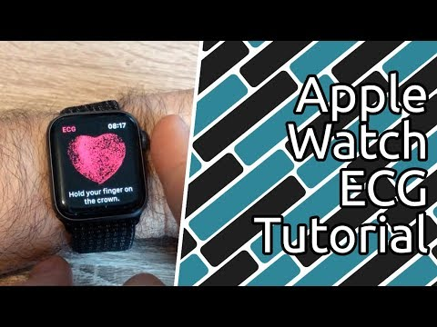 How to take an ECG on an Apple Watch Series 4 (UK/Europe)