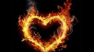 Огненное сердце))) Огненное шоу в Омске