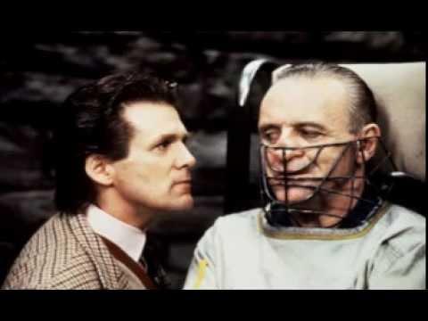 Musique film - Le silence des agneaux 1991 ( Jodie Foster & Anthony Hopkins ).
