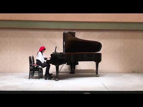 まこちゃん(小5)& ひなのちゃん(小5)モーツァルト『フィガロの結婚 序曲』