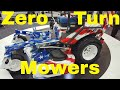 The Best Zero Turn Mower for You - Size, Brand, Budget
